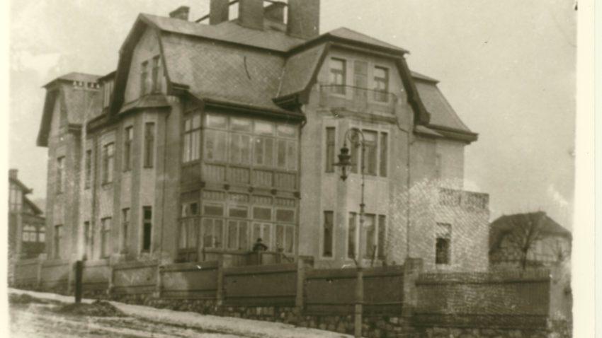Villa Gatter - ca. 1910