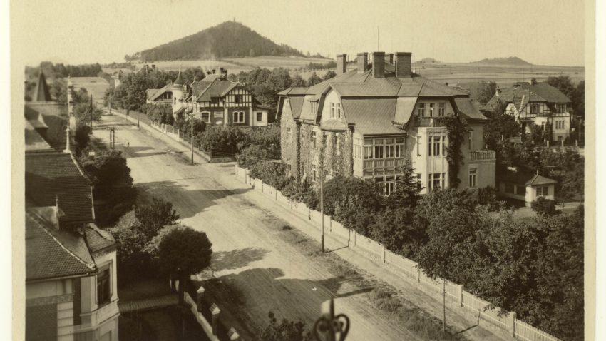 Villa Gatter - ca. 1925